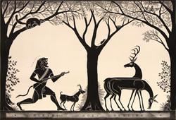 Herakles goes Hunting