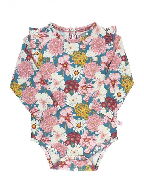 Radiant Stems Flutter Bodysuit