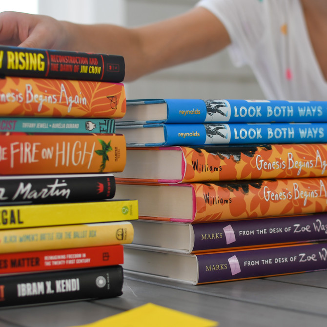 Book Titles for an Inclusive Library
