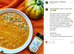 Pumpkin & Spice with Lentils (not Rice!)