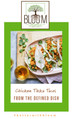 When Worlds Collide: Chicken Tikka Tacos