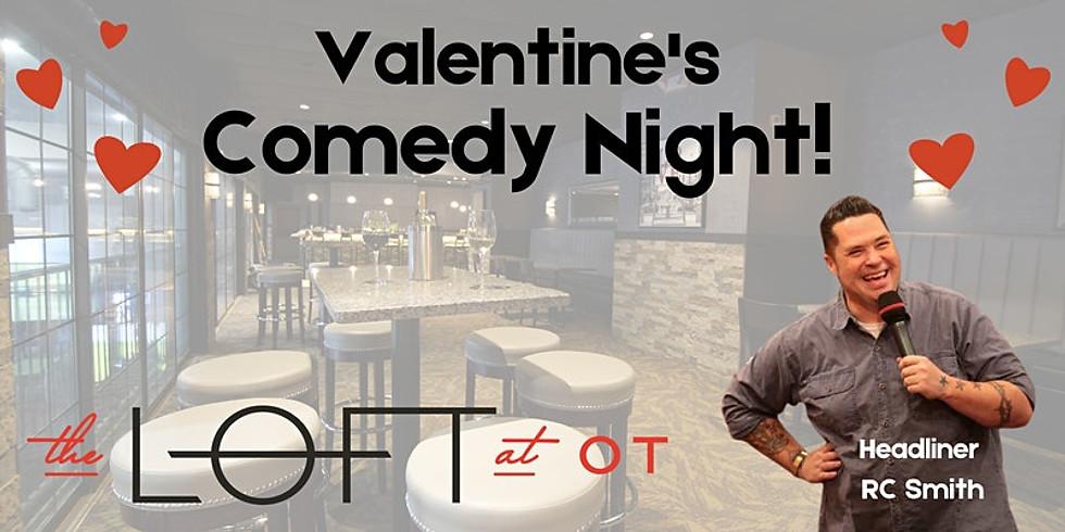 Valentine's Day Comedy Show