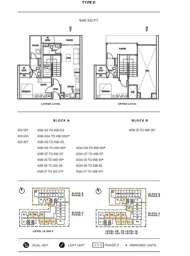 Colony Infinitum Floor Plan Type D