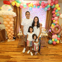Sweet Theme Party Hall Rental