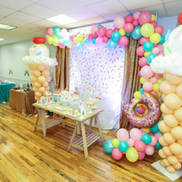 Party Hall Rental