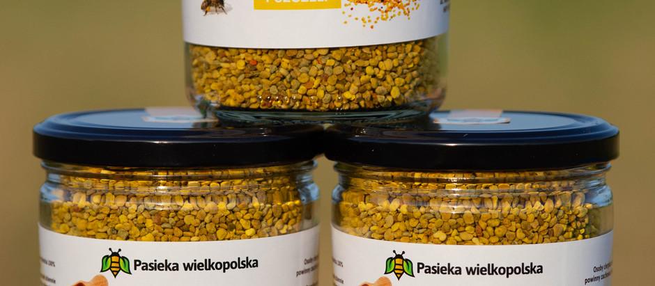 Bezcenny pyłek pszczeli