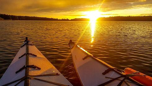 Kajaker sinksundet solnedgång.jpg