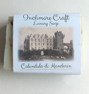 Calendula and Manderin soap.jpg