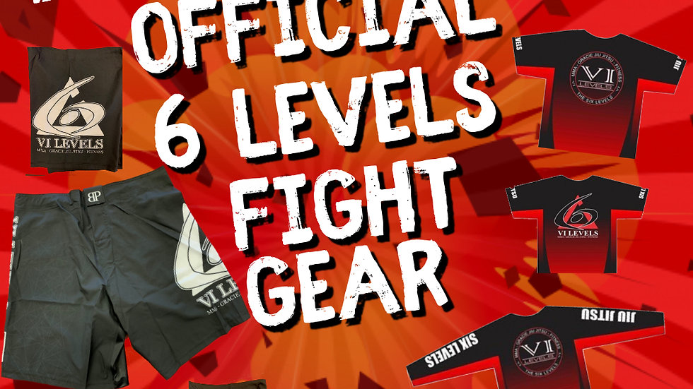 Official 6 Levels Fight Gear