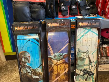Element/Mandalorian Boards