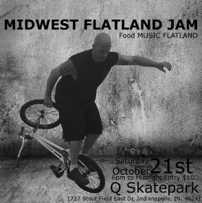 Midwest Flatland BMX Event