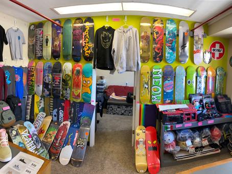 Q Skatepark Shop Online