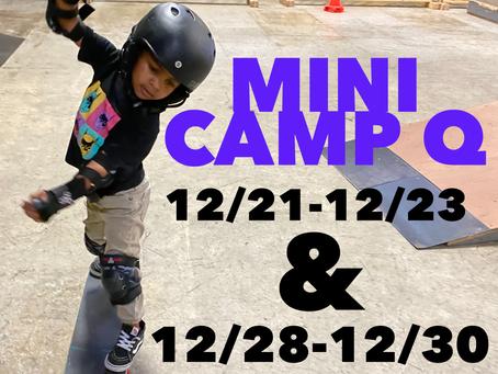 Winter Mini-Camp