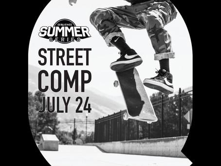 Skateboard Summer Contests