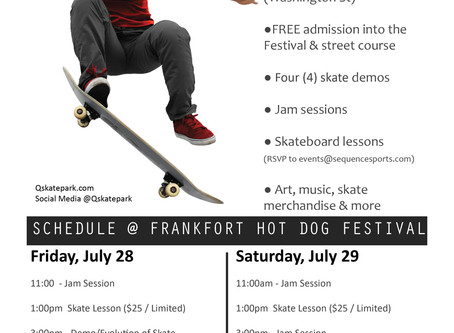Frankfort Hot Dog Festival Skate Demo