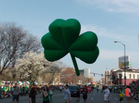 2021 St. Patrick's Day Parade and Shamrock Run Walk are Cancelled