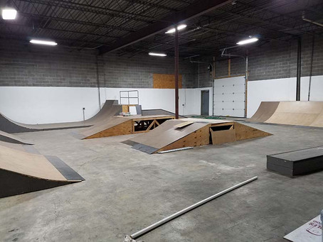 Q Skatepark Open Christmas Eve