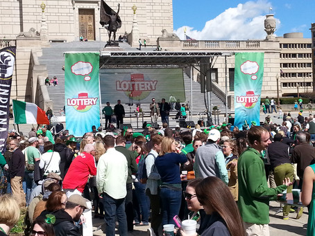 St. Patrick's Day Celebration in Indianapolis March 16-19