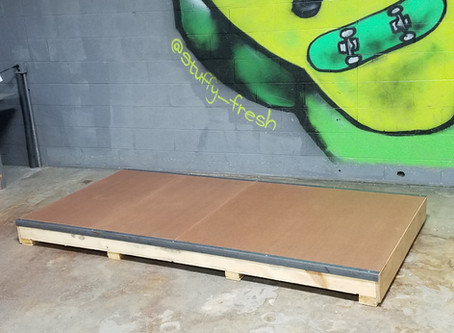 Skateboard Manual Pad for Sale
