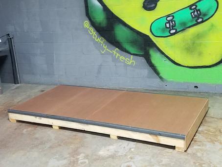 Skateboard Manual Pad for Sale