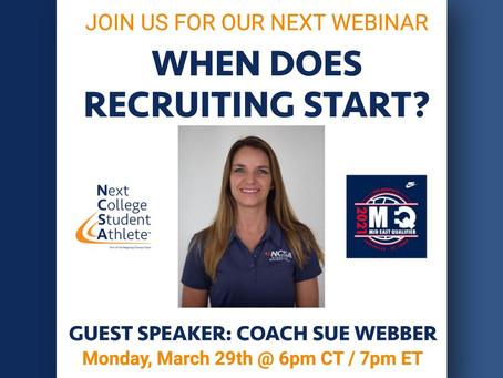 College Recruiting Webinar - Volleyball