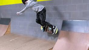 Fall Skateboard Camp