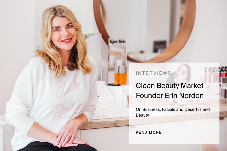 Erin Norden Clean Beauty Market Founder