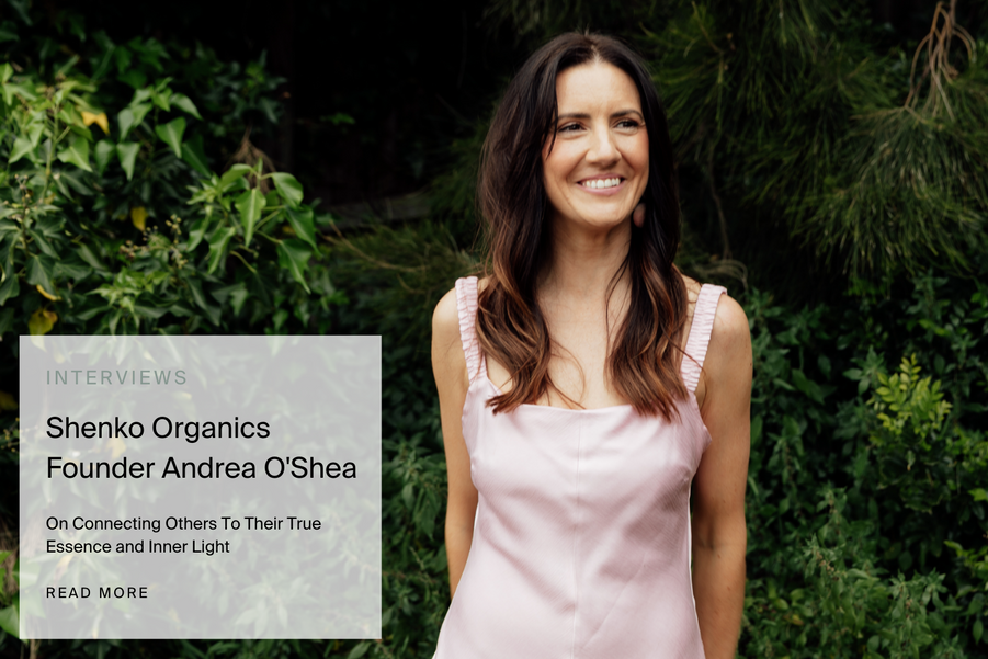 Shenko Organics Interview
