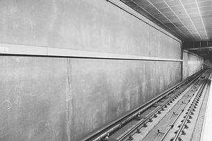 binari della metropolitana