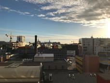 Rooftop inTallinn