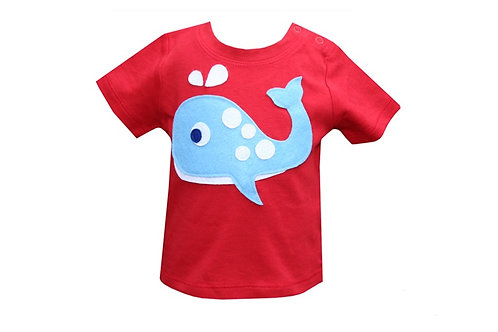 Baby Whale Tee
