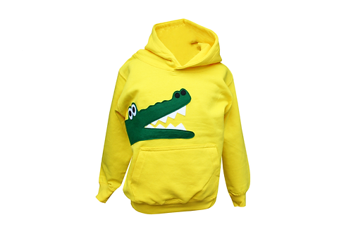 Crocodile Hoodie
