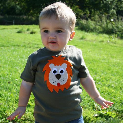Baby Lion Tee
