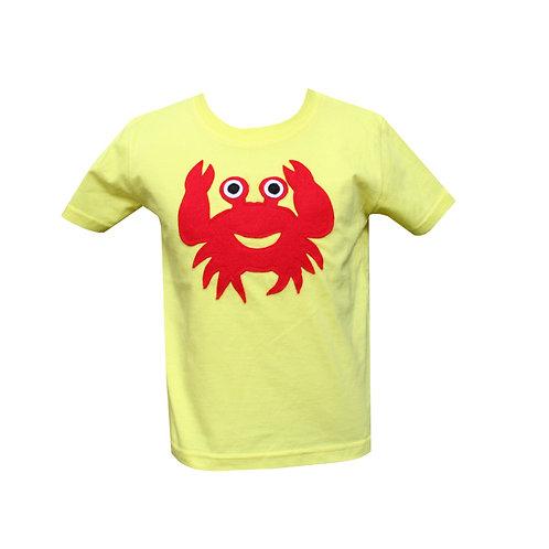 Kids Crab Tee