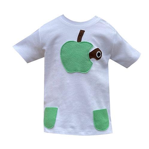 Organic Baby Apple Tee