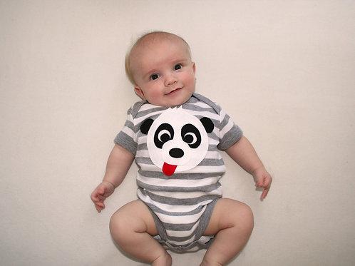 Panda Bodysuit