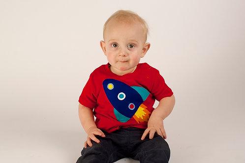 Baby Rocket Tee