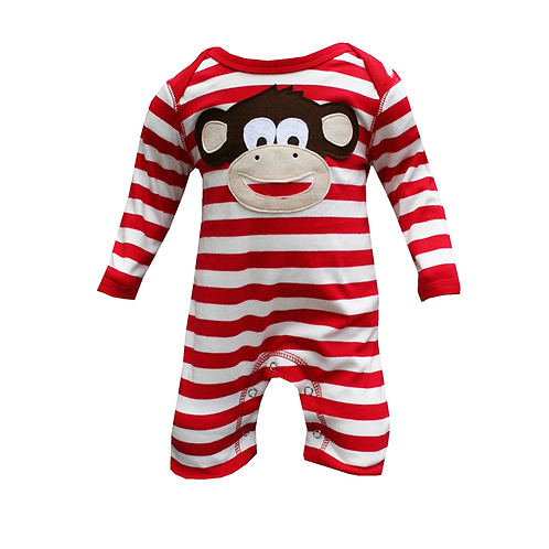 Monkey Rompersuit