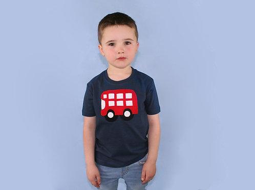 Organic Kids Bus Tee