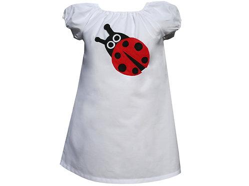 Handmade Ladybird Dress
