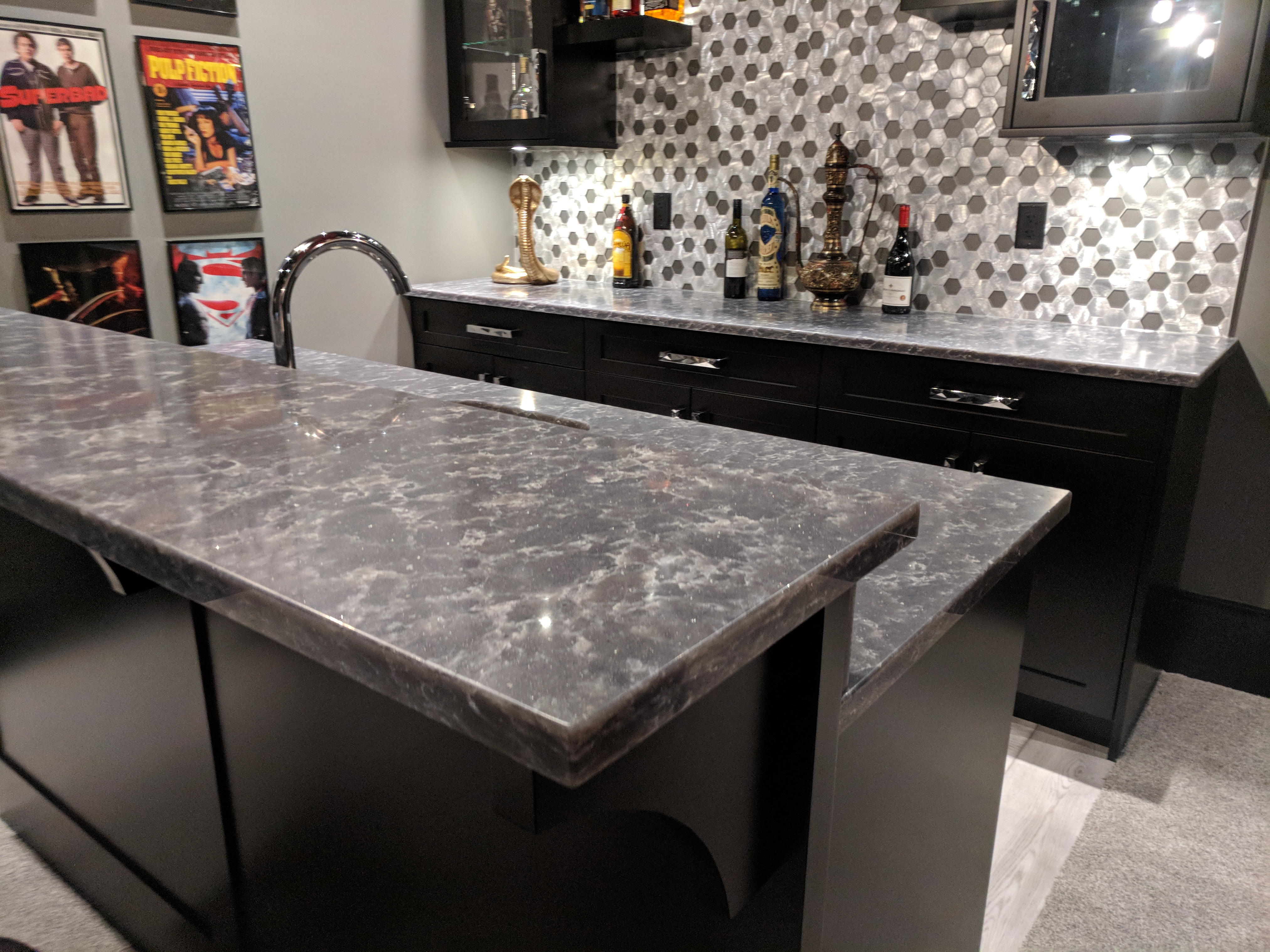 Black Pearl Granite Inc Granite Quartz And Marble
