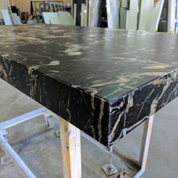 Fusion Granite w/ Mitred Edge