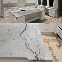Frozen Grey - Marble
