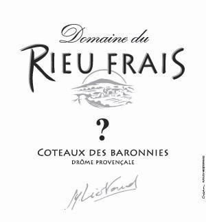 Cuvée sans soufre ajouté 2018 (Cabernet Sauvignon) - 2017