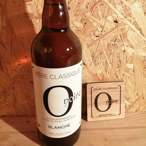 Bière Onoire Blanche 75cl
