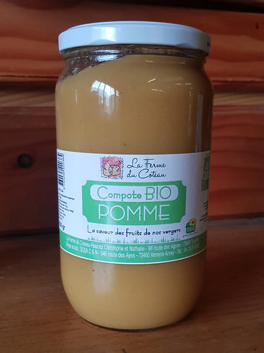COMPOTE POMME (830g)