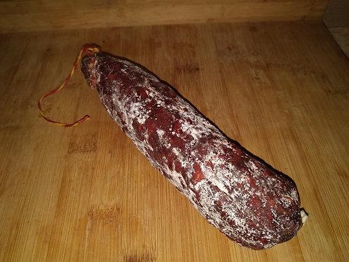 La Cabane Marjolaine : Chorizo Chèvre/Porc