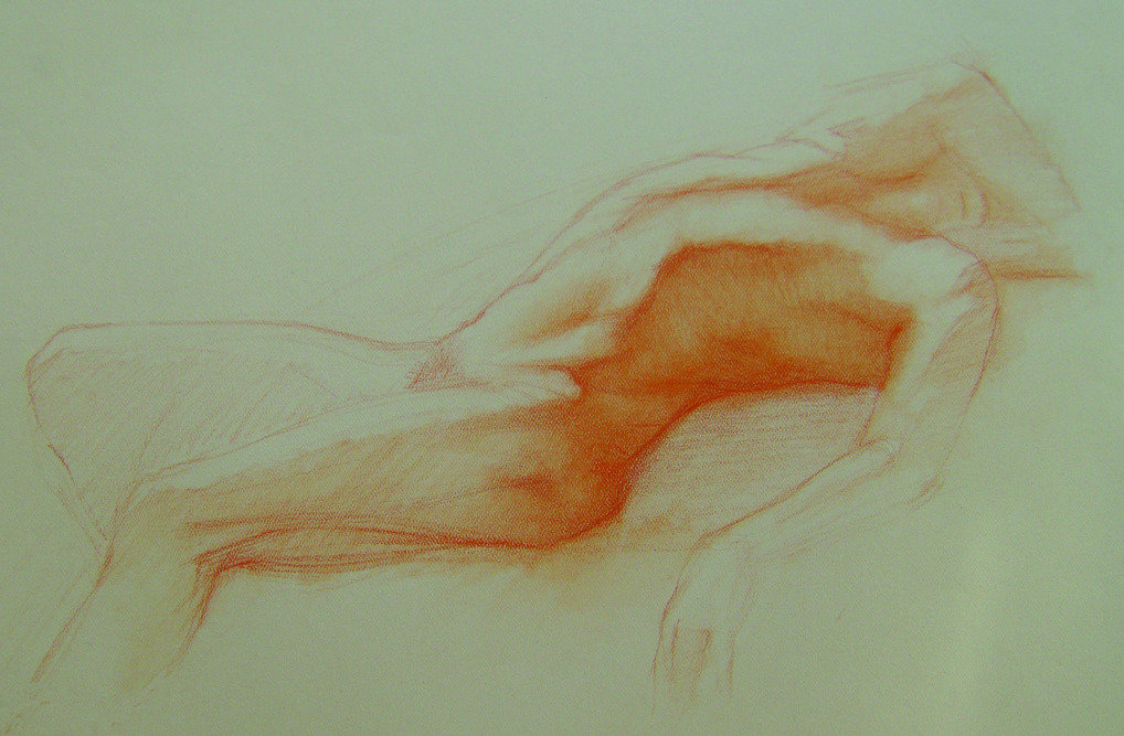 Sustained Figure Drawing