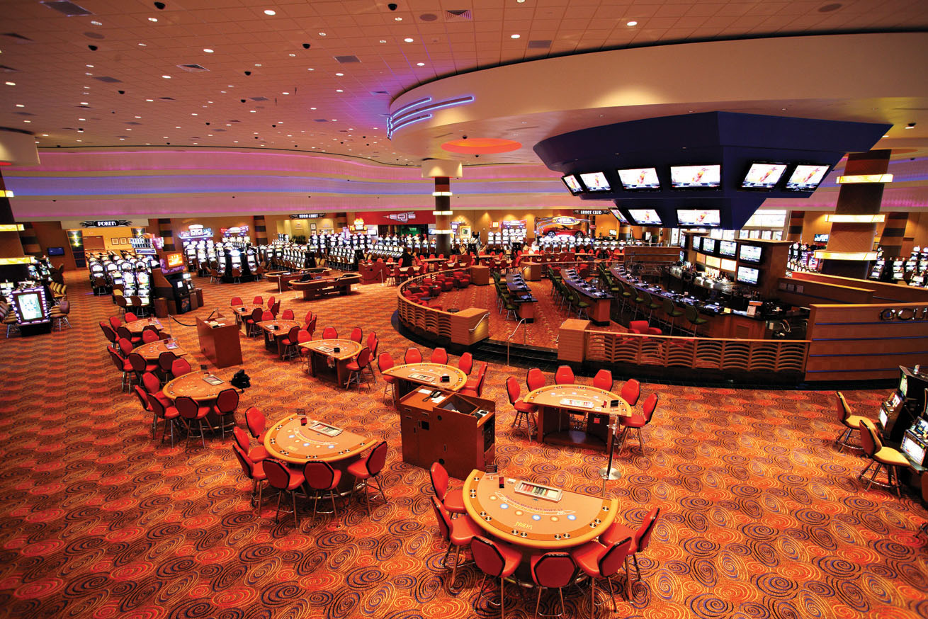JCH Casino floor