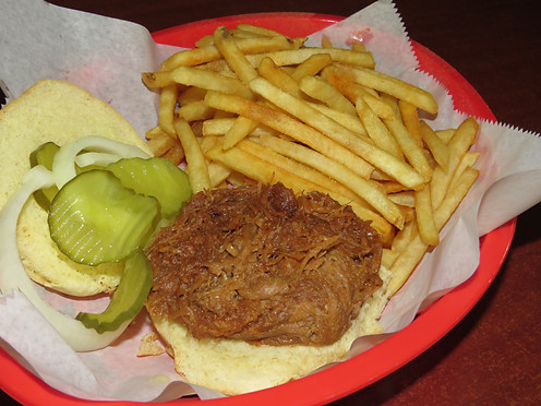 Humphrey's Market BBQ Pork- Wednesday